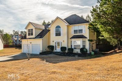 Stone Mountain Single Family Home New: 558 Lakewater View Dr