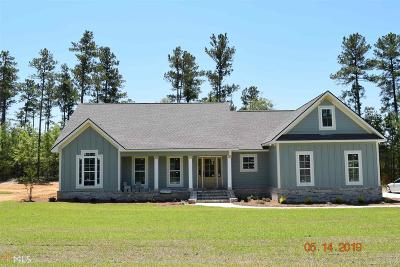 Statesboro Single Family Home For Sale: Ashford #Lot 53