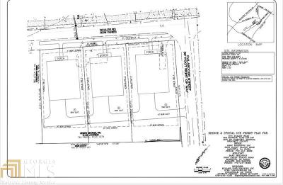 Suwanee Residential Lots & Land New: Scales Rd