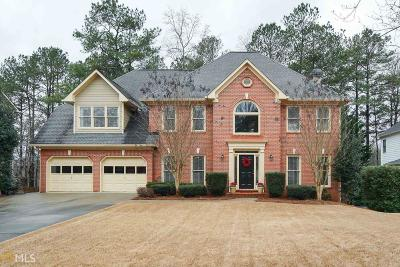 Acworth Single Family Home New: 711 NW Braidwood Ridge