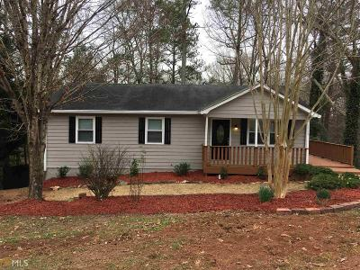 Monroe Single Family Home Under Contract: 1339 Armistead Cir
