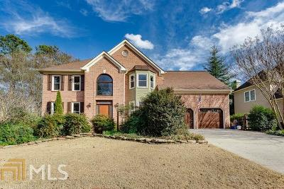 Acworth Single Family Home New: 1486 Fallsbrook Ct