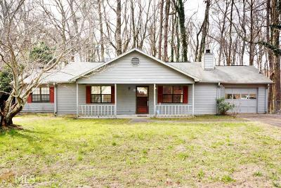 Morrow Single Family Home New: 1725 Duffey Dr