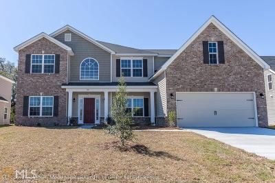 Kingsland Single Family Home New: 369 Daniel Trent Way #123