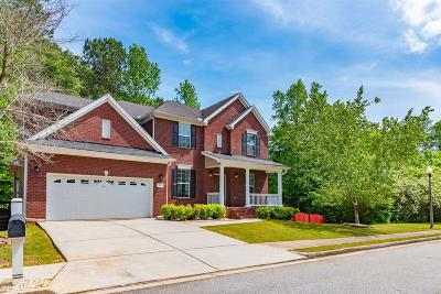 Newnan Single Family Home New: 201 Horizon Hill