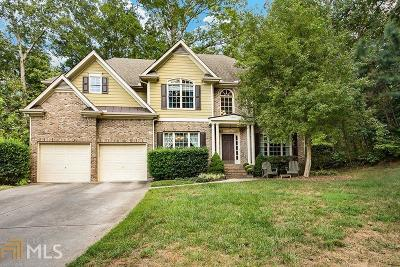 Kennesaw Single Family Home For Sale: 4245 Rockpoint Dr