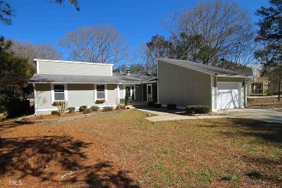 Peachtree City GA Single Family Home Under Contract: $295,000