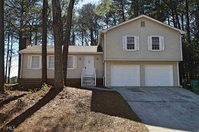 Lithonia Single Family Home New: 6429 Swift Creek