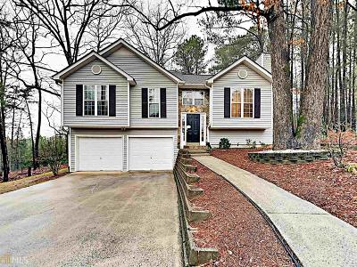 Canton Single Family Home Under Contract: 246 W Slope Way