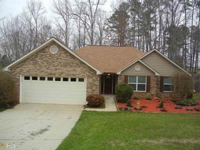 Jonesboro Single Family Home Under Contract: 161 Spivey Glen Dr #14