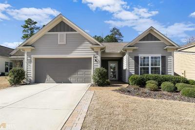 Griffin Single Family Home New: 129 Jasper Ct