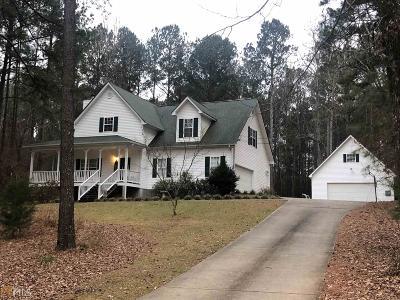 McDonough Single Family Home Under Contract: 854 Honey Creek Rd