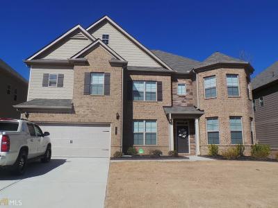 Loganville Single Family Home New: 121 Brightfield Dr #3