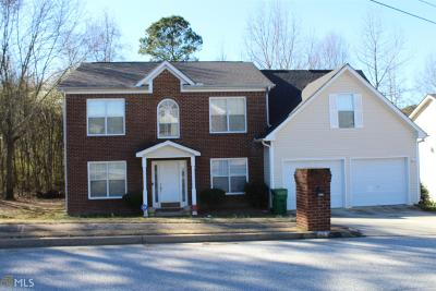 Lithonia Single Family Home New: 6423 Castle Court Way