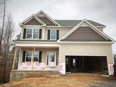 Flowery Branch Single Family Home New: 5409 Mulberry Preserve