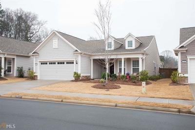 Woodstock Single Family Home New: 304 Westfield Bend