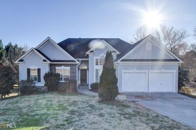 Flowery Branch Single Family Home New: 5112 Cash Rd