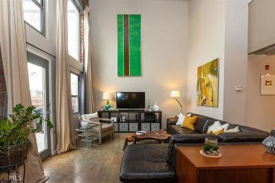 Arizona Lofts Condo/Townhouse Under Contract: 195 Arizona Ave #154