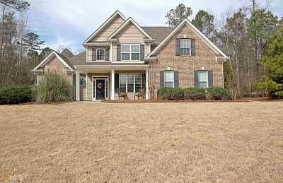 Coweta County Single Family Home New: 50 Silverbell Ln