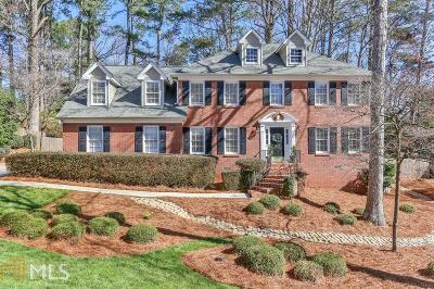 Snellville Single Family Home Under Contract: 1854 Gloucester Ct