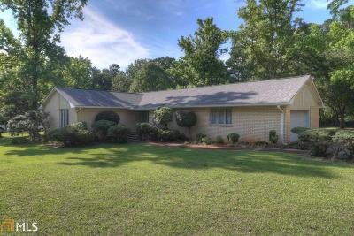 Fayette County Single Family Home New: 145 Kingswood Dr