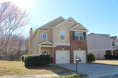 Braselton Single Family Home For Sale: 6643 Silk Tree