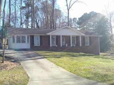 Jonesboro Single Family Home New: 6684 Brookwood Cir