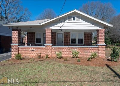 East Point Single Family Home New: 1853 Linwood Ave