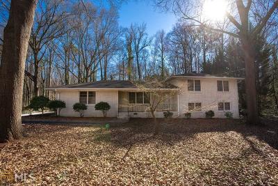 Jonesboro Single Family Home Under Contract: 1669 Charles Ave