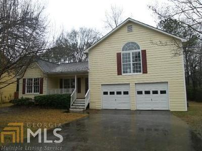 Powder Springs Single Family Home New: 3423 Caley Mill Ln