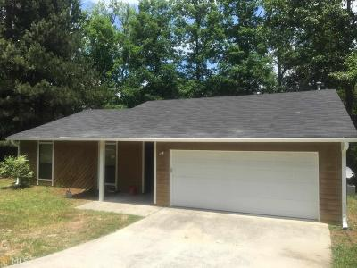 College Park Single Family Home Back On Market: 110 Woody Path Ln
