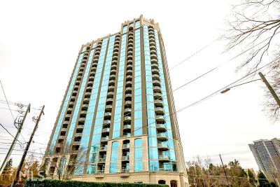 Atlanta Condo/Townhouse New: 2795 Peachtree Road #802