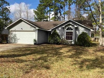 Kingsland GA Single Family Home New: $129,500