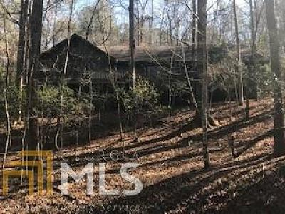 White County Single Family Home Under Contract: 351 Cherokee Trl