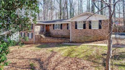 Marietta Single Family Home New: 870 Candy Ln