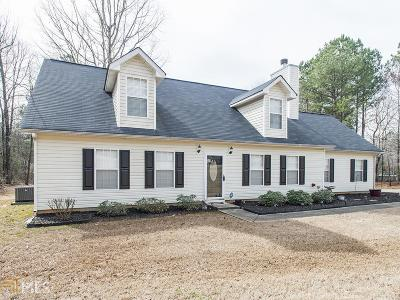 McDonough Single Family Home Under Contract: 149 Worthy