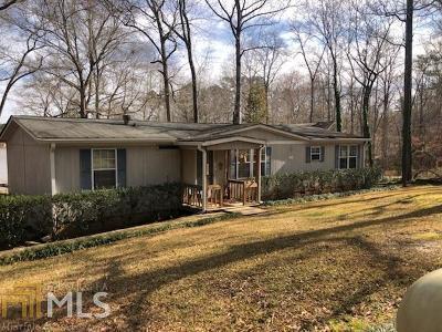 Buckhead, Eatonton, Milledgeville Single Family Home For Sale: 253 Lakeshore Dr