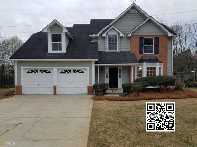 Kennesaw Single Family Home New: 1115 Towne Manor