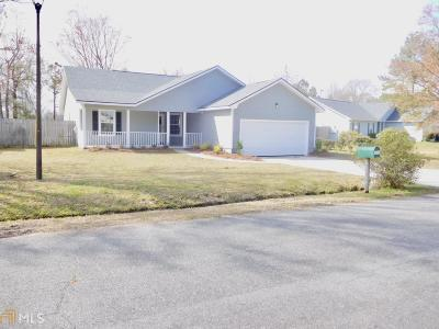 Kingsland GA Single Family Home New: $174,900
