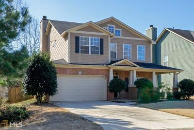 Kennesaw Single Family Home Under Contract: 1509 Anna Ruby Ln
