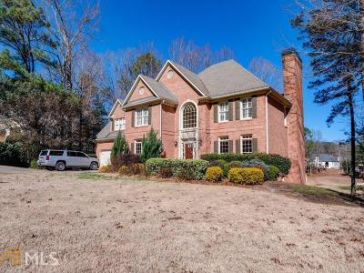 Woodstock Single Family Home New: 2910 Dunhill Trl