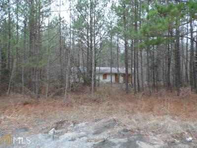 Coweta County Single Family Home New: 168 Lakeview