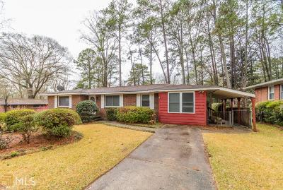 Chamblee Single Family Home Under Contract: 2499 Warwick Cir