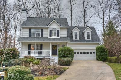 Dawson County, Forsyth County, Gwinnett County, Hall County, Lumpkin County Single Family Home New: 7665 Rose Lane