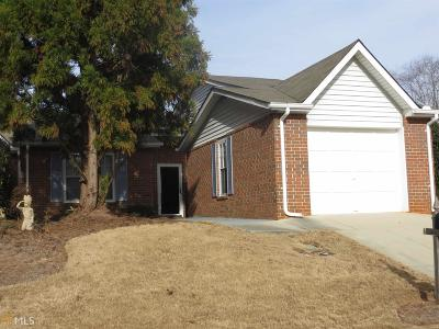 Fayetteville GA Single Family Home New: $160,000