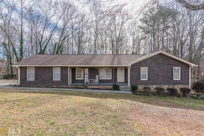 Snellville Single Family Home New: 2870 Bruckner Boulevard