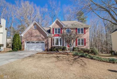 Lawrenceville Single Family Home New: 2165 Blackhawk Trail