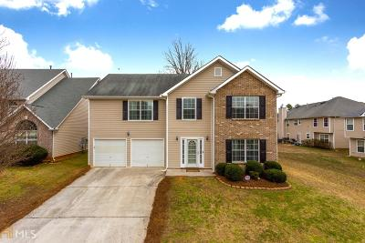 Jonesboro Single Family Home New: 10756 James Dr
