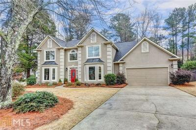 Alpharetta Single Family Home New: 5160 Courton St