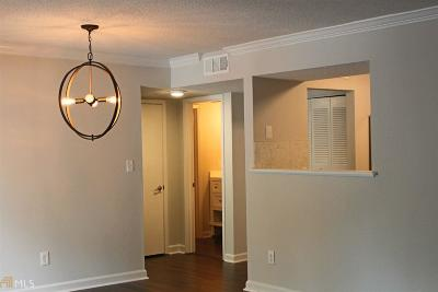 Sandy Springs Condo/Townhouse Under Contract: 9001 Wingate Way